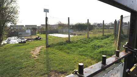 City Of Ely Allotment Association, New Barns, Ely.
