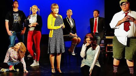 The 25th Annual Putnam County Spelling Game' presented by Wilburton Theatre Group
