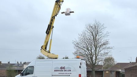 Egg drop. Westwood Junior School pupils have been challenged to make a parachute/device to protect a