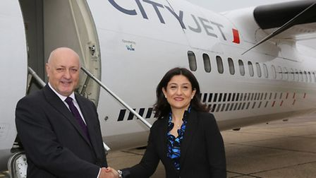 New services announced by City Jet from Cambridge