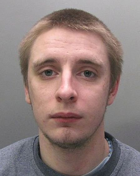 Daniel Robertson, was jailed for three years after pleading guilty to two counts of being concerned