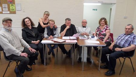 Wisbech Operatic and Dramatic Society present the Vicar of Dibley