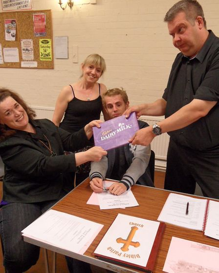 Wisbech Operatic and Dramatic Society
