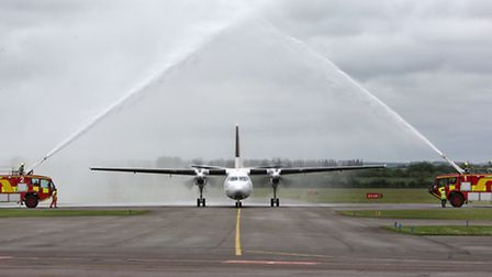 CityJet launches Amsterdam and Dublin routes from Cambridge International Airport