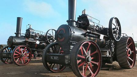 John Fowler ploughing engines sold for more than £100,000