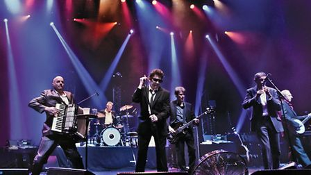 The Pogues are at Thetford Forest on Saturday, June 14.