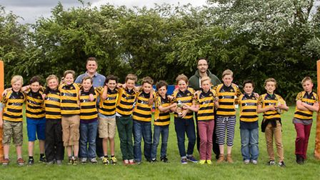 Ely Tigers under 11s