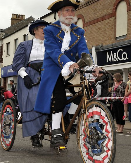 The March Summer Festival. Picture: Steve Williams.