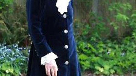 Linda Fairbrother, High Sheriff of Cambridge, will be walking over 70 miles in 6 days.