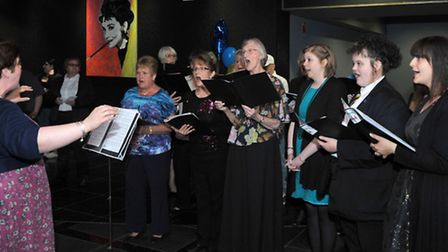 Rotary Gala night and opening of the Light Cinema, Wisbech. Picture: Steve Williams.