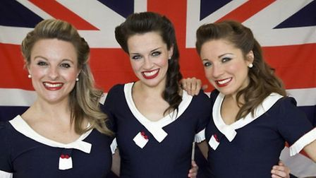 The D-Day Darlings are at the Key Theatre, in Peterborough, on June 7.