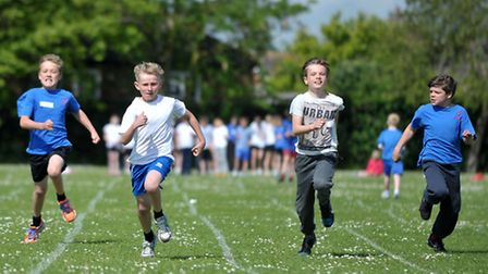 Sir Harry Smith CC, Whittlesey. Witchford School Sports Partnership competitions. Picture: Steve Wil