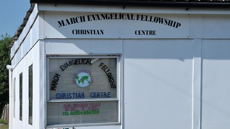 March Evangelical Fellowship, Upwell Rd March.