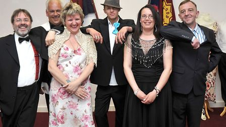 The Salvation Army's charity shop in Wisbech held a fashion show at the Salvation Army Hall, Members