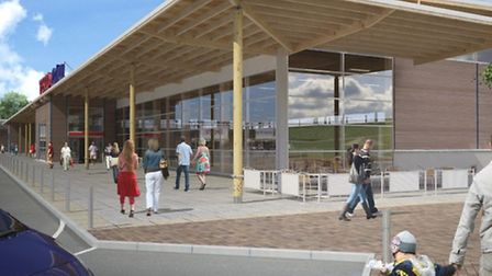 How the new Octagon Park development could shape up