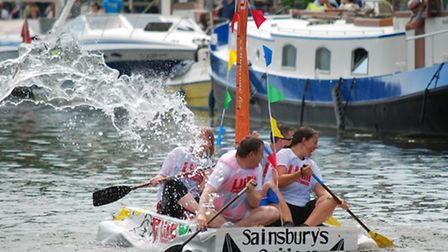 The sights, scenes and fun of Ely Aquafest