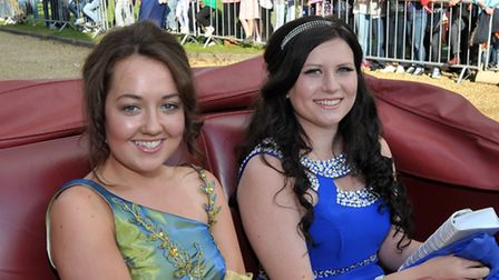 Thomas Clarkson Academy Prom, Held at the Elme Hall hotel, Wisbech. Picture: Steve Williams.