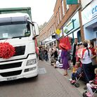 A sea of colour will sweep through Wisbech on July 5 during the Rose Fair parade.