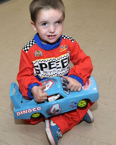 Little Miracles charity night, Tommy Skidmore. Picture: Steve Williams.
