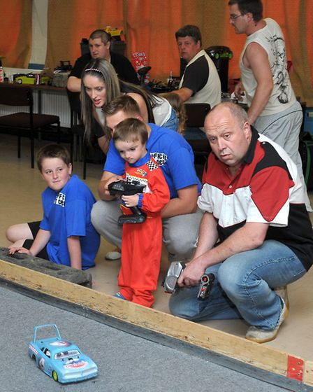 Little Miracles charity night, Picture: Steve Williams.