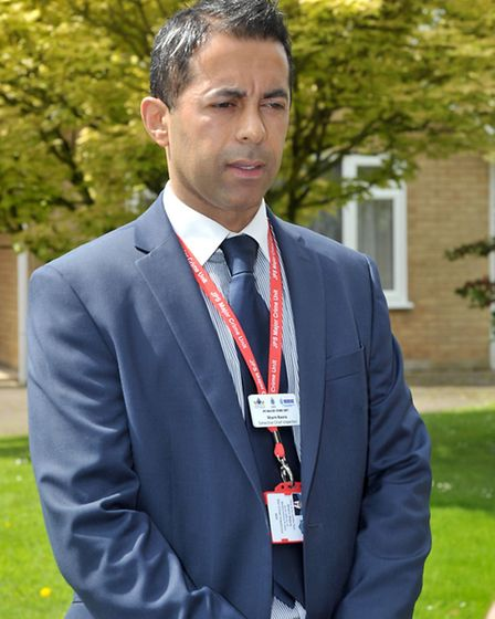 Heading up the Una Crown investigation is Det Chief Inspector Sharn Basra.Picture: Steve Williams.