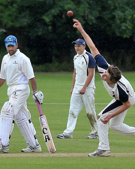 Wisbech cricket seconds v Godolphin. Picture: Steve Williams.