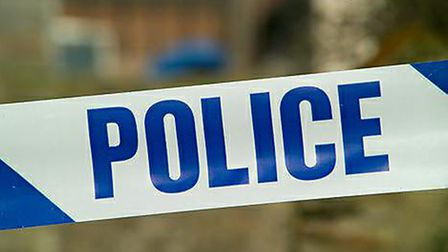 A47 partially blocked after collision