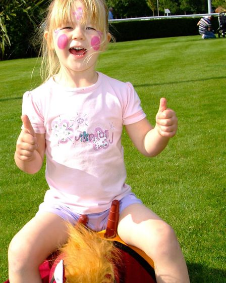 The Summer Saturday events at Newmarket Racecourses offer fun for all the family.