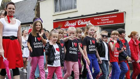 Sunshine all the way: March Summer Festival 2014 (Photo: Barry Giddings)