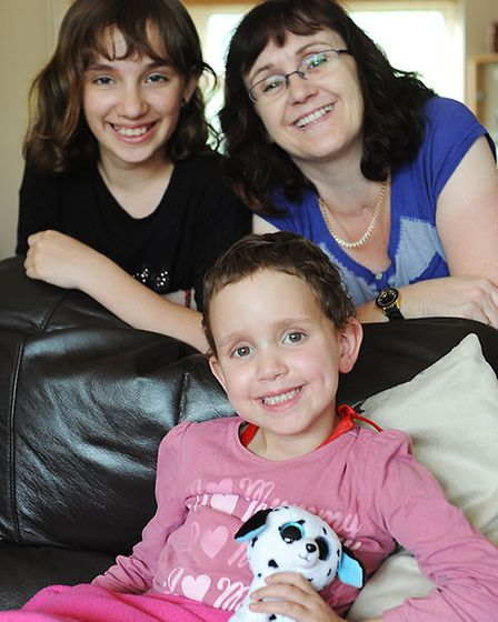 Leukaemia sufferer Chloe Chaplin (5) will be off to Disneyland in Florida once her treatment has fin