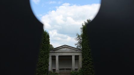 Sky through the keyhole this summer at National Trust properties across Cambridgeshire.