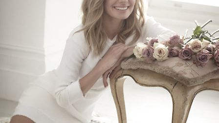 Katherine Jenkins will perform at Thetford Forest on Saturday, July 12.