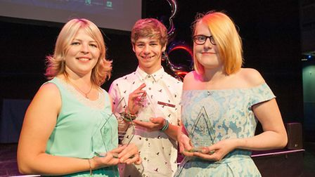 College of West Anglia Student of the Year Awards 2014