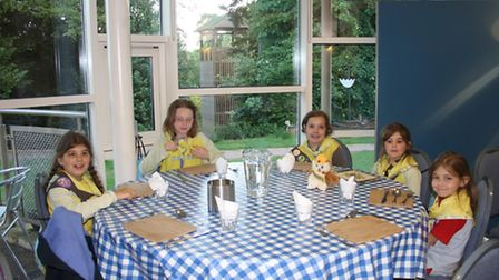 the Chatteris Brownies.