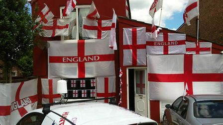 House of flags, Whittlesey