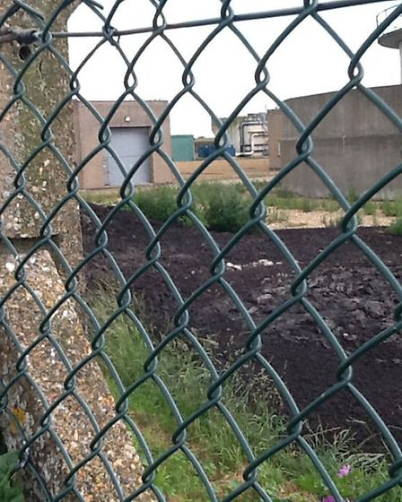 March Sewage works where complaints about the smell have been raised by David Deptford