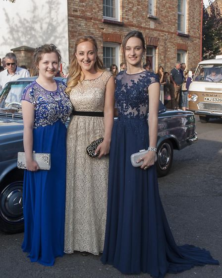 Ely College's Prom was held at The Maltings, in Ely.