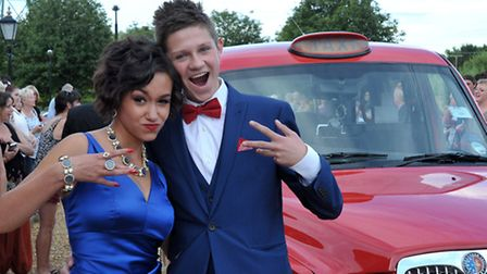 Neale-Wade Prom 2014, Held at the Elme Hall Hotel Wisbech. Picture:Steve Williams.