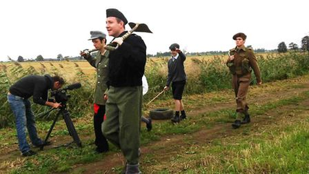 Rich Soil Rich Heritage was shot at locations across Cambridgeshire