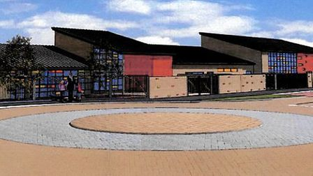 How Ely's new primary school will look