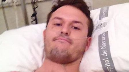 Tom may lose part of his lung due to injuries he sustained after being trampled