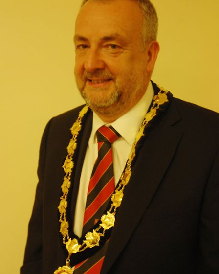 Mayor Jonathan Cadwallader believes residents should promote their town
