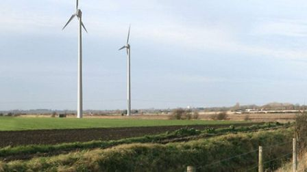 How the new turbines in Stretham coud look