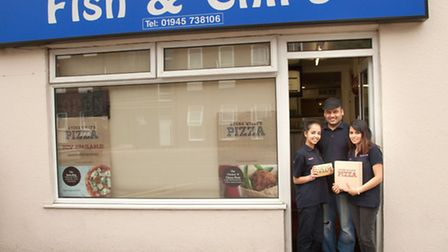 New Hand made Pizza establishment in Wisbech. Stone Willy's Pizza,s.