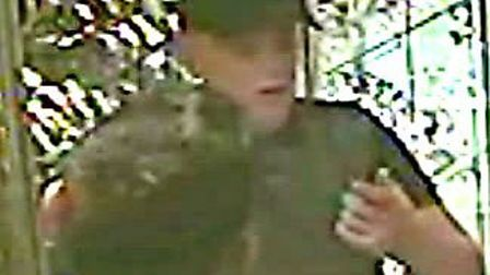 CCTV released after credit card theft