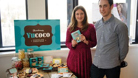 Yucoco Cambridge - who will be at the Virgin Startup Live event