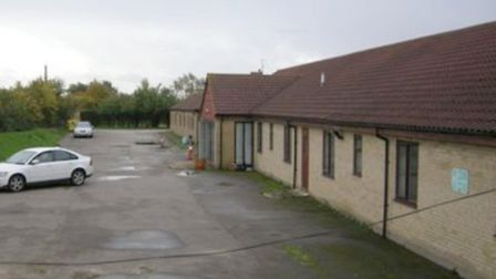 The former Fenland Lodge care home, near Ely.