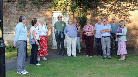 The March Society in Chatteris. Picture: WILLIAM HAGGATA.