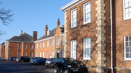 Fenland Hall, County Road, March