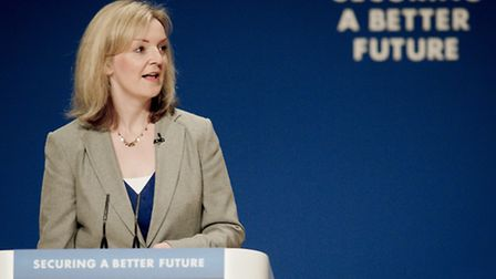 Elizabeth Truss MP, Secretary of State for Environment, Food and Rural Affairs and Conservative MP f